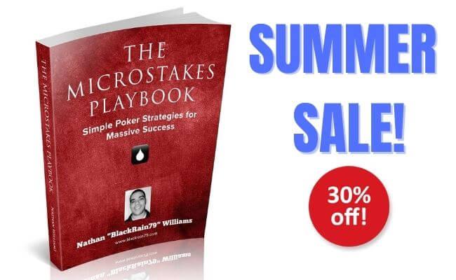 BlackRain79 Poker Summer Sale