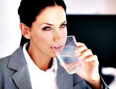 Gripe resfriado común hidratación