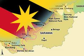 Percutian ke Sarawak Yang Awesome !!