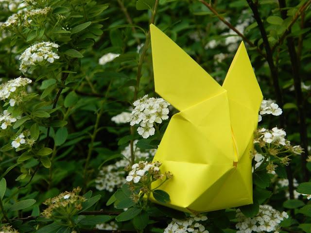 Rabbit Bunny Origami