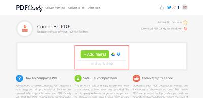 Cara Mengurangi Ukuran File PDF