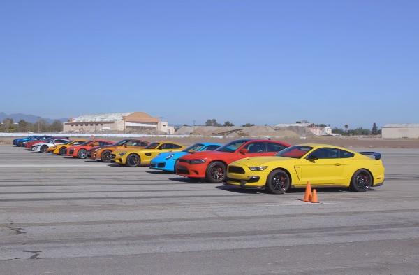 MotorTrend Drag Race