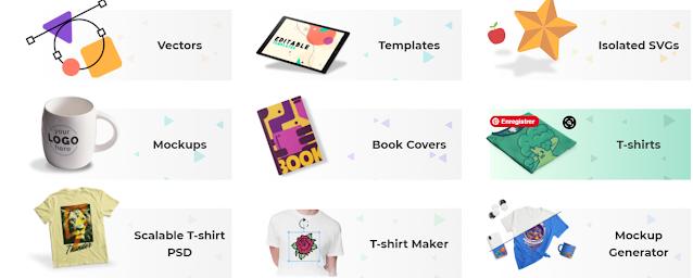 Best T-shirt maker, Vectors, KDP Cover Templates, PPT présentation