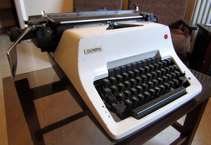 OLYMPIA SG3 TOY 1972