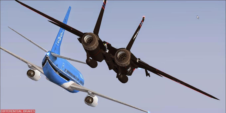FS2004/X SIMULACIÓN CIVIL-MILITAR: FS2004 IRIS F-14A/B Tomcat