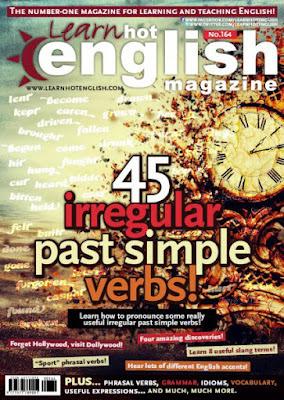 Hot English Magazine - Number 164