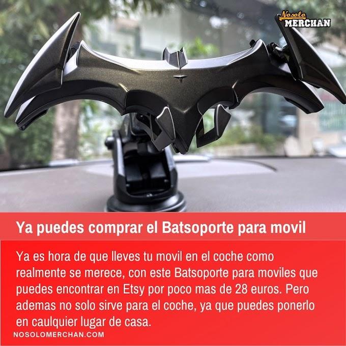 Ya puedes comprar el Batsoporte para movil