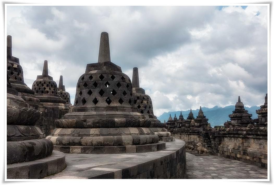 Gambar Wisata Pelajar Candi Borobudur Magelang
