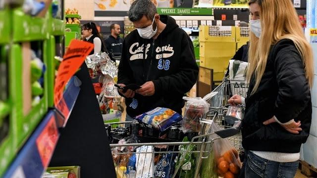 Ανοιχτά σούπερ μάρκετ, καταστήματα και κομμωτήρια σήμερα Κυριακή 9 Μαΐου