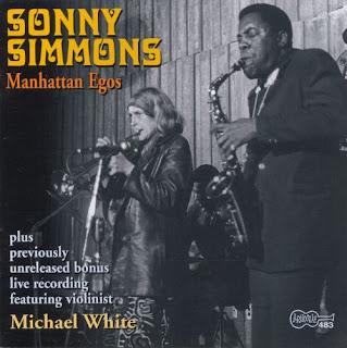 Sonny Simmons, Manhattan Egos