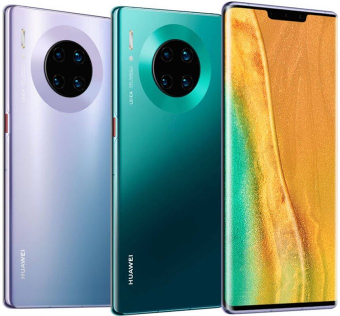 Huawei Mate 30 Pro Full Specifications & Features