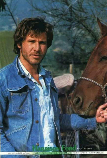rare Harrison Ford