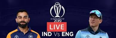 Ind vs Eng in World Cup 2019