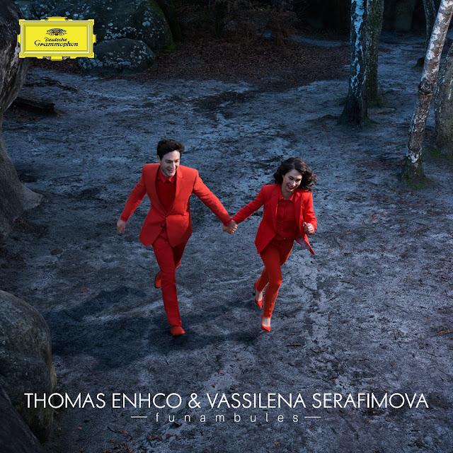 Thomas Enhco et Vassilena Serafimova - Funambules