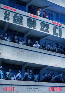Zombie, Alive, Film, Korea