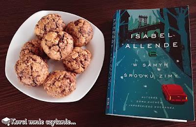 """Isabel Allende """"W samym środku zimy"""""""