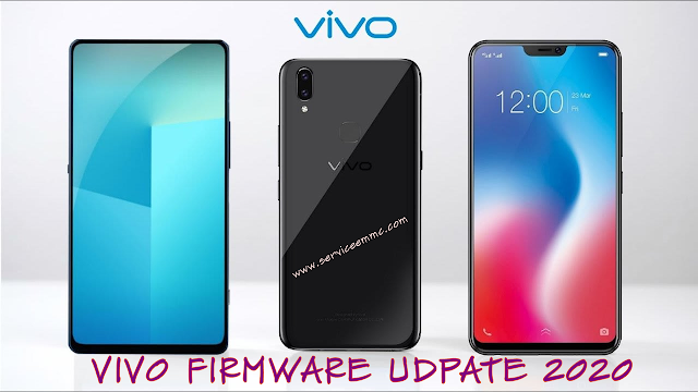 VIVO FIRMWARE UPDATE 2020-2022 (New Link)