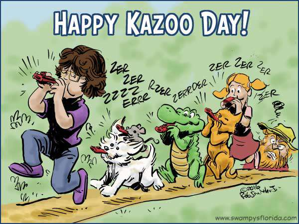 National Kazoo Day Wishes Images