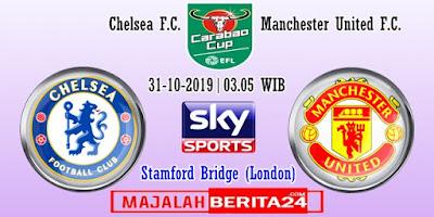 Prediksi Chelsea vs Manchester United — 31 Oktober 2019