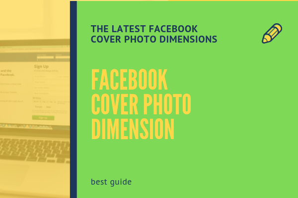 Facebook Cover Page Dimensions<br/>