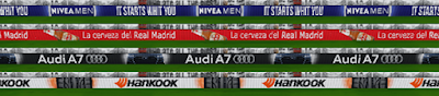 PES 6 Adboards Real Madrid Season 2018/2019 by Castolo