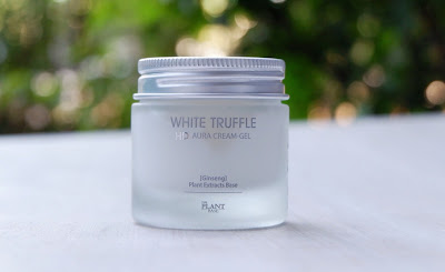 Review white truffle aura cream gel
