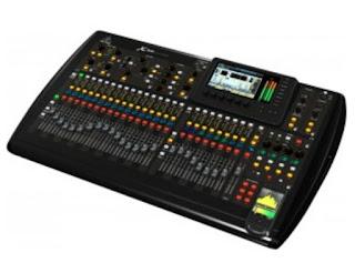 Harga Mixer audio terbaik