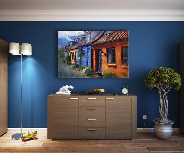Reforma residencial pintura
