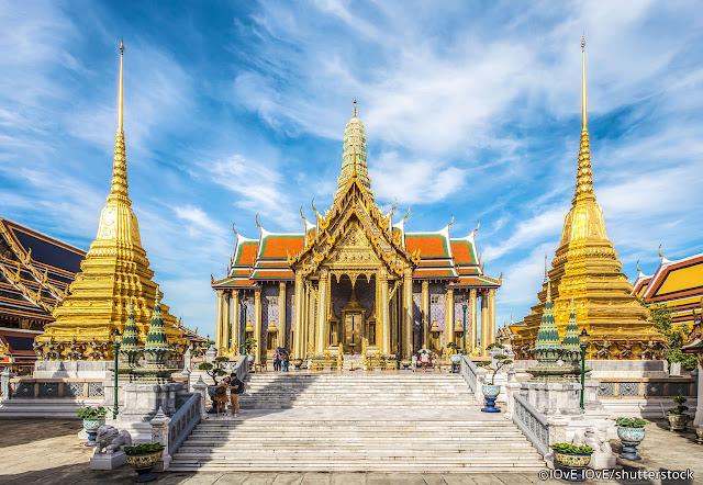 Wisata Budaya Grand Palace Bangkok Nellanelwan