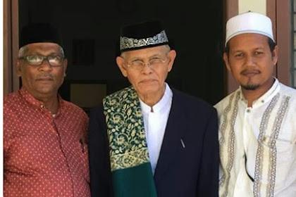 Innalillah, Tu Din Ulama Aceh di Bekasi Ka Neuwoe Bak Poe