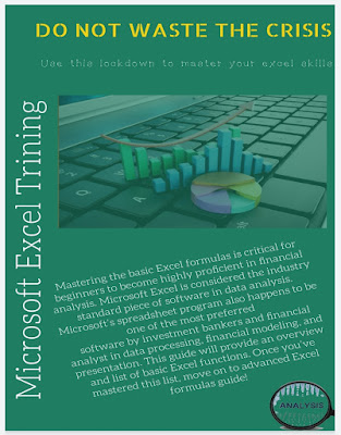 Microsoft Excel Trining: Make Excel work for you
