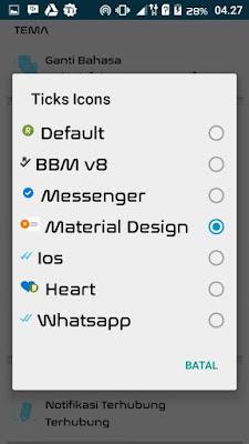 BBM Originally Mix Max Version 3.0.0.18