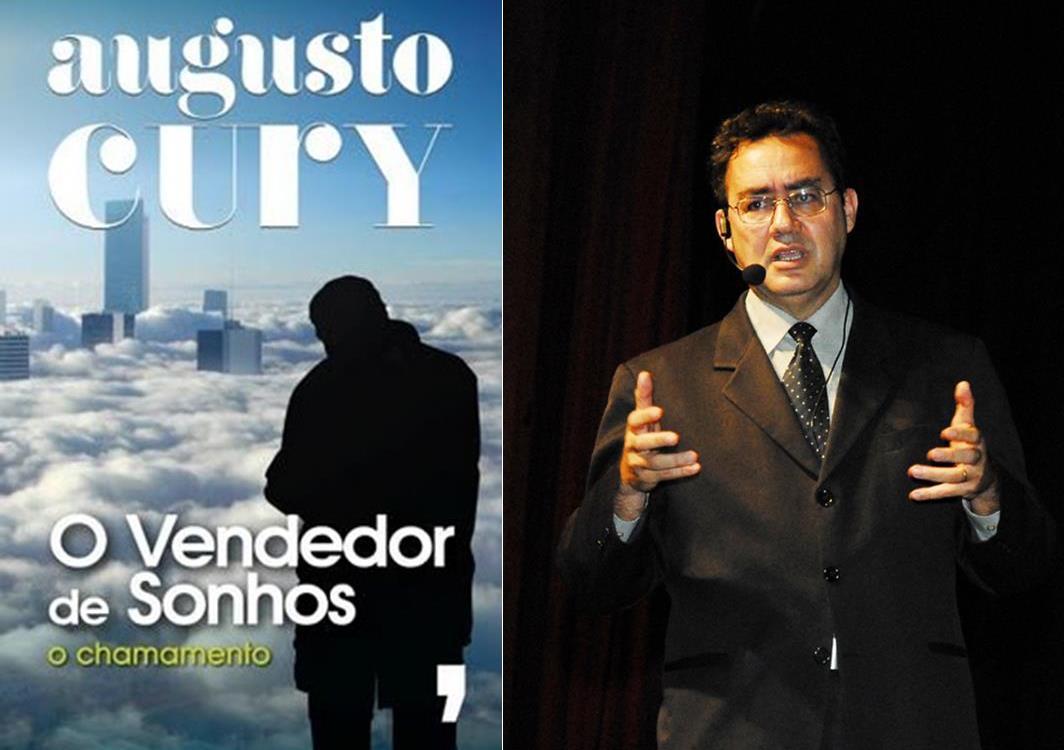 Augusto Cury O Vendedor De Sonhos Escolhas Percursos