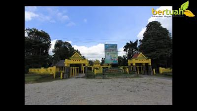 Wisata Taman Hutan Raya Sultan Syarif Hasyim Riau
