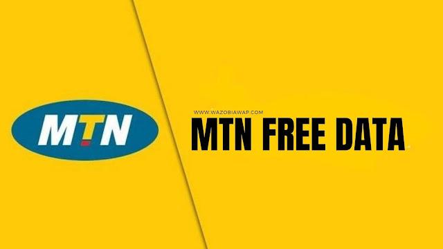 MTN free data