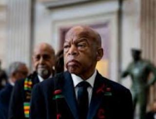 Titan of the American civil rights movement