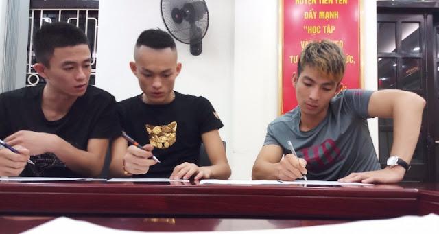 Bắt nhóm đối tượng người Trung Quốc tham gia lừa đảo qua mạng tại Quảng Ninh