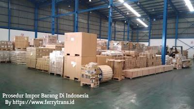 Prosedur Impor Barang Pindahan Rumah/Staff Diplomatic Dan Fasilitas Dari Kementrian Luar Negeri