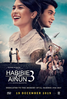 Download Film Habibi & Ainun 3 (2019) Full Movie Gratis