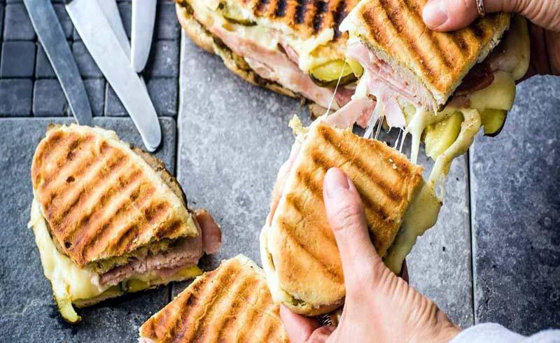 The Cubano sandwich