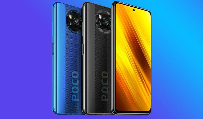 Poco X3 NFC Official