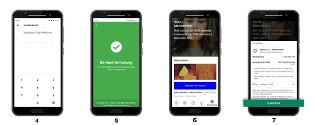 Tips Menambahkan GoPay di Google Play