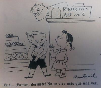 Muntañola (años 50)