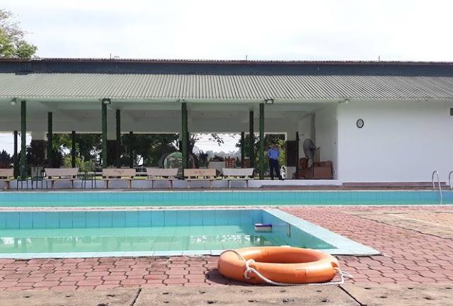 Quảng Ngãi: Hai anh em họ đuối nước thương tâm dưới hồ bơi khách sạn