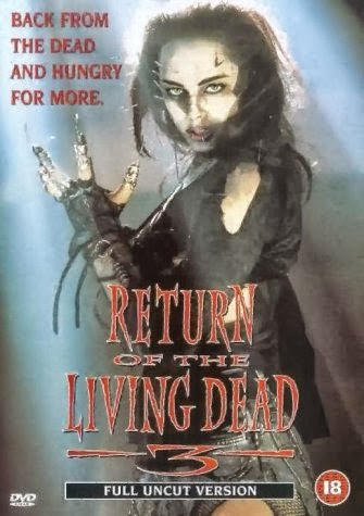 Watching The Dead: Return of the Living Dead 3 - review