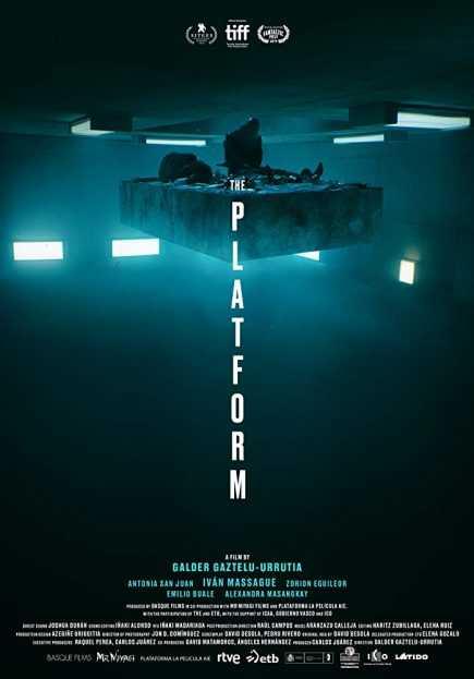 فيلم The Platform 2019 مترجم