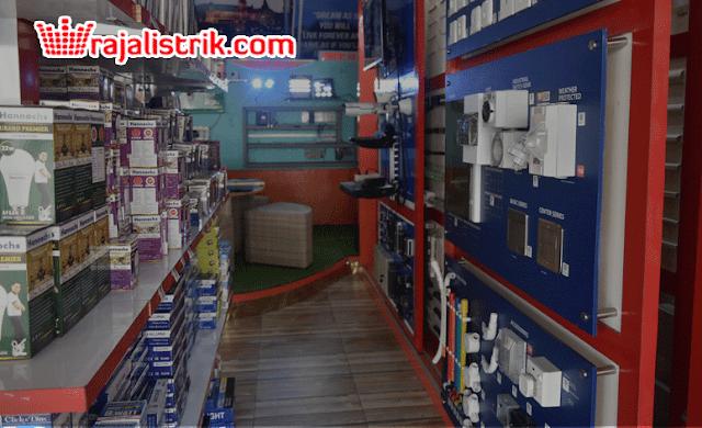 Lowongan Kerja Sales Area (Industry) PT Raja Listrik Indonesia Area Serang