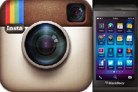 instagram on blackberry 10 phones