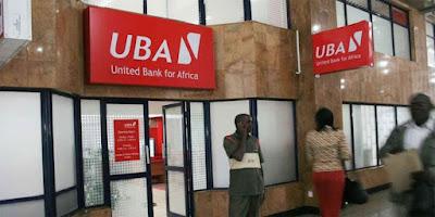 Code for checking account balance in UBA