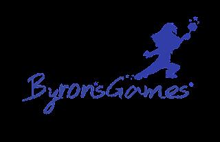 Bryon's Games logo